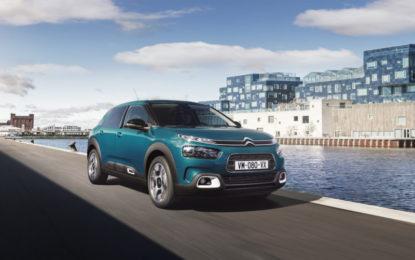 Citroën presenta Nuova C4 Cactus