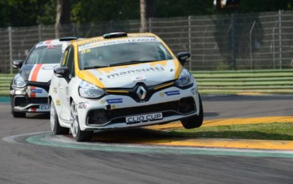Clio Cup Italia: il punto sull'ultimo weekend