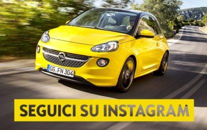 Opel Italia è anche su Instagram