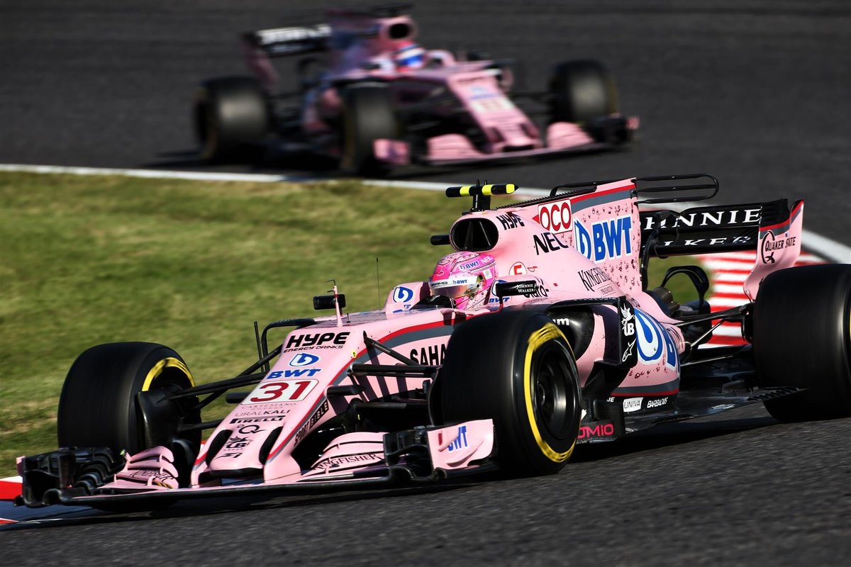 Lutto in casa Force India