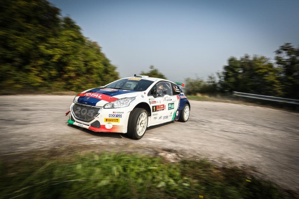 Due Valli: Peugeot e Andreucci alla prova… del 10!