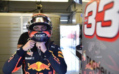 Max Verstappen pilota vero, non un Bimbominkia!