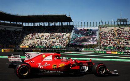 Messico: venerdì intenso in casa Ferrari