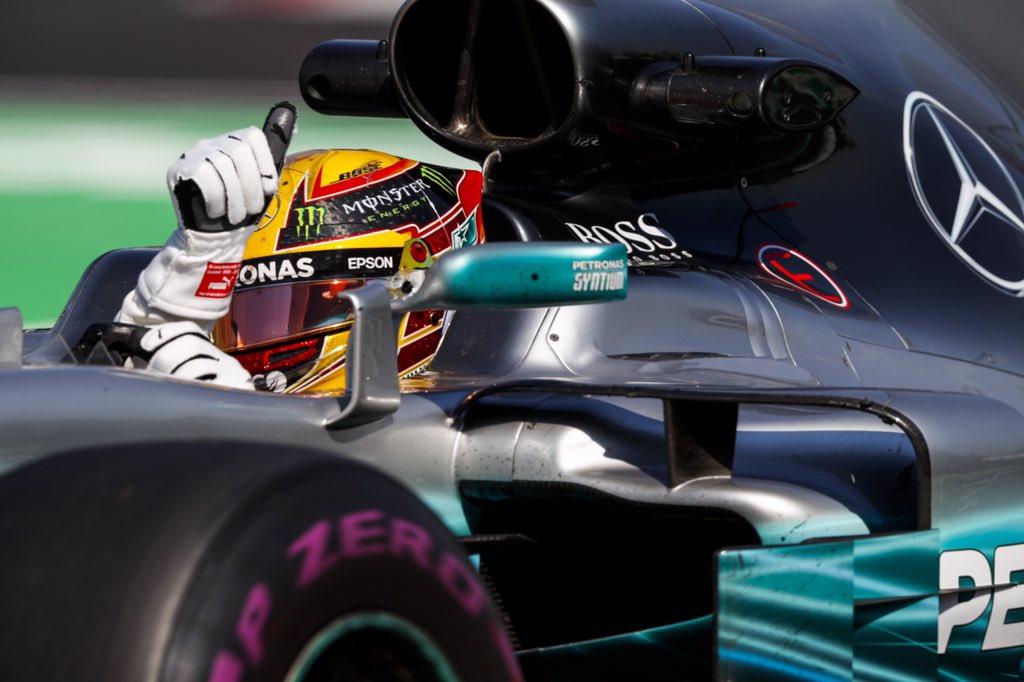 """Lewis Hamilton a Sky: un'intervista """"calda"""""""