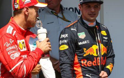 Messico: nessuna penalità per Verstappen