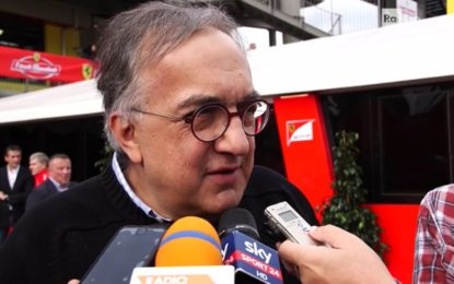 Top Manager Reputation: Marchionne leader assoluto