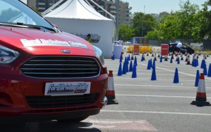 Ford Driving Skills For Life torna a Palermo