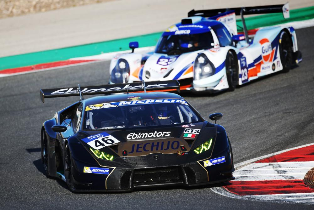 Huracán GT3 vince il campionato Michelin GT3 Le Mans Cup