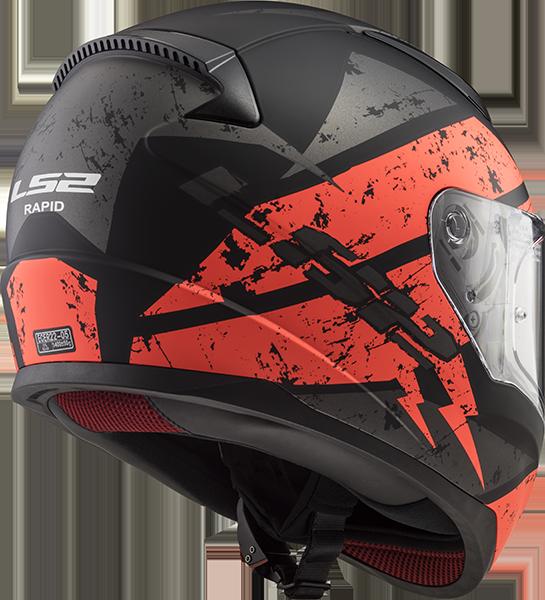 LS2 Helmets presenta RAPID FF353
