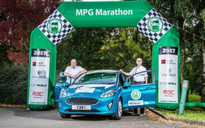 Tre nuovi record di eco-driving per nuova Fiesta e Ranger