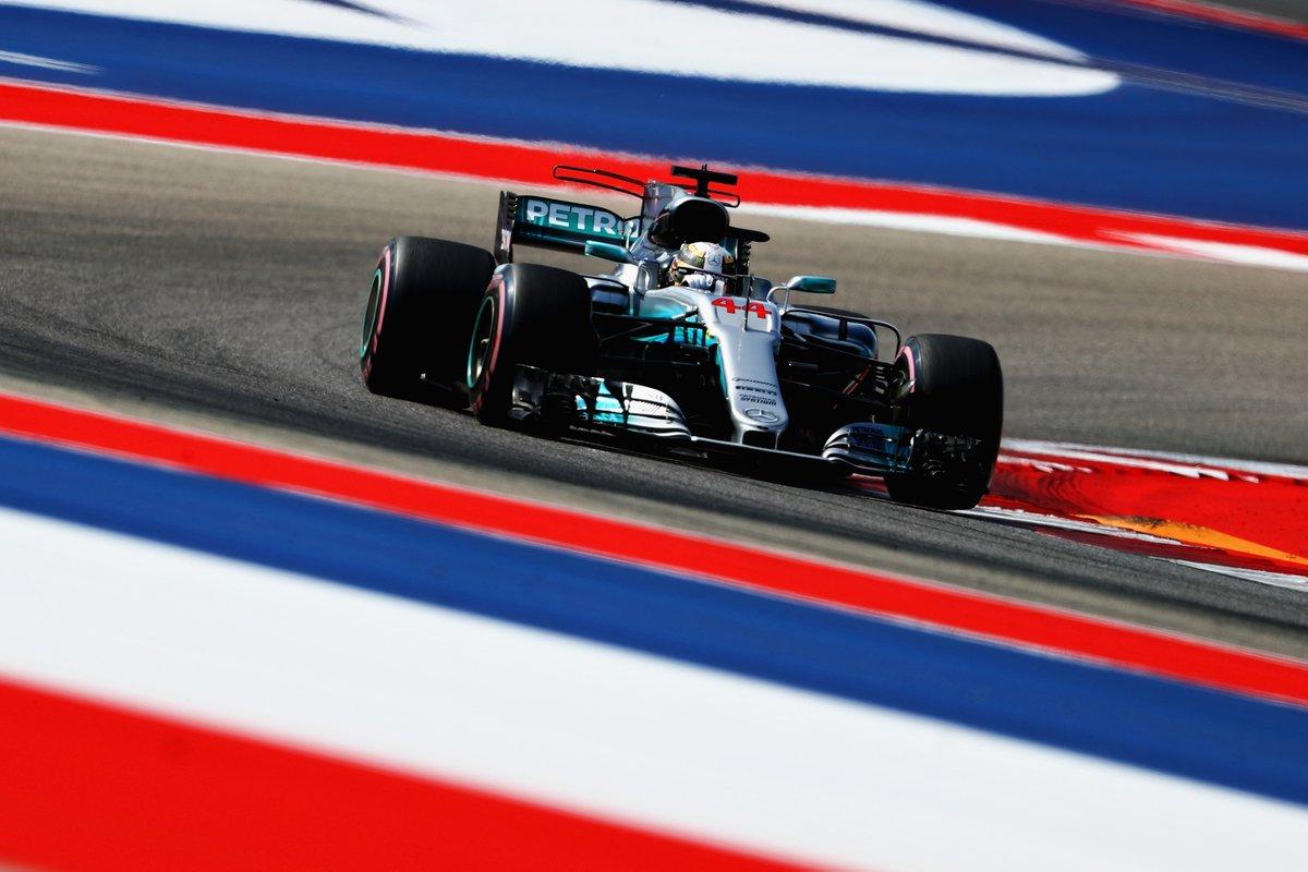 GP USA: Hamilton e Vettel in prima fila ad Austin