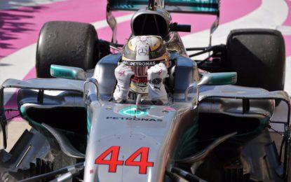 GP USA: Hamilton allunga, Ferrari a podio, E grande Max!