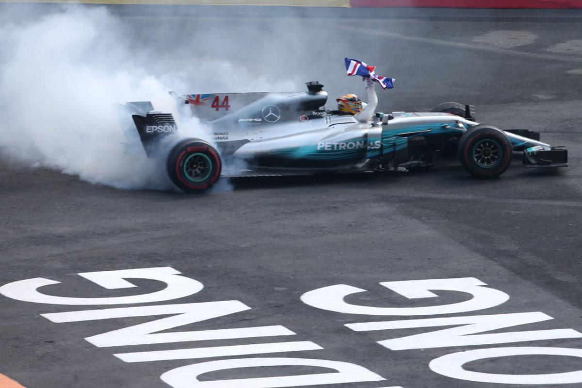 #4TheTeam: ma Hamilton pensa già al quinto Titolo!
