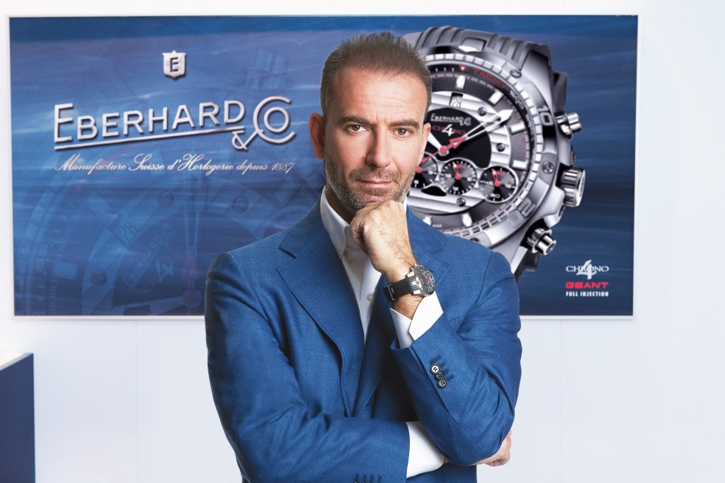 Eberhard & Co. lascia il Salone dell'Orologeria di Basilea