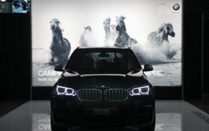 BMW Italia di nuovo partner di Fieracavalli