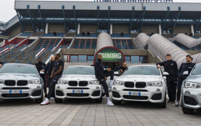 BMW Milano: X4 per EA7 Olimpia Milano