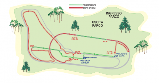 Oggi all'Autodromo di Monza il 15° Rally Bike