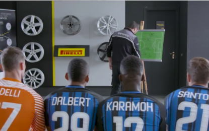 Driver & Inter: giocatori protagonisti della nuova campagna