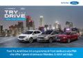 Ford per le aziende con TRY&DRIVE