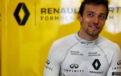 Renault Sport F1 conferma la partenza di Palmer