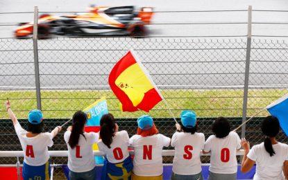 Alonso ancora indeciso sul futuro in F1