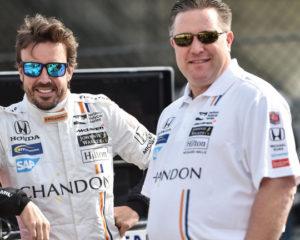 Via libera McLaren per Alonso a Le Mans