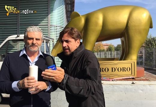 """Arrivabene e il Tapiro: """"In Ferrari non molliamo mai"""""""