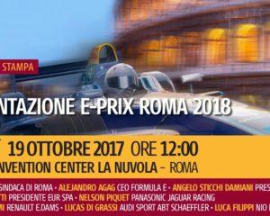 Formula E a Roma: si comincia col piede sinistro