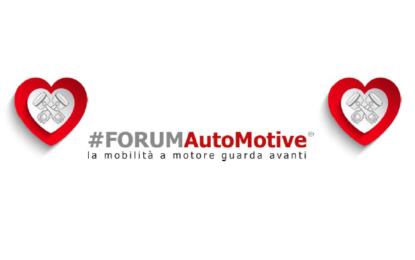 #FORUMAutoMotive: nuovo appuntamento il 18 ottobre