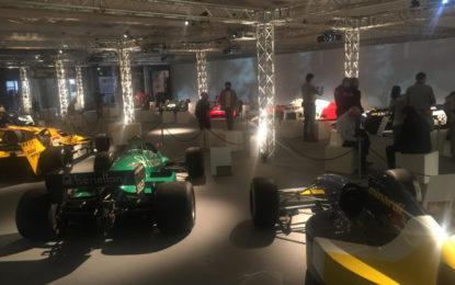 ACI e ACI storico portano la F1 e Monza a Padova