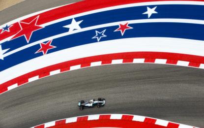 USA: con le ultrasoft rosa nuovo record per Hamilton