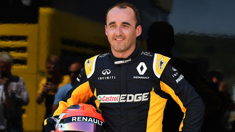 Test per Kubica e Di Resta con la Williams