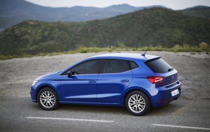 Nuovi motori TDI e TGI per SEAT Ibiza