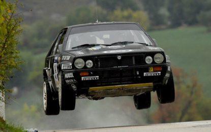Pirelli protagonista di Rally Legend