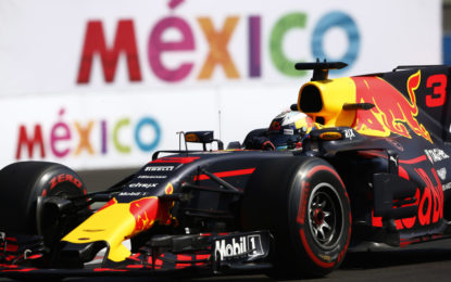 Messico: arriva subito il nuovo record della pista