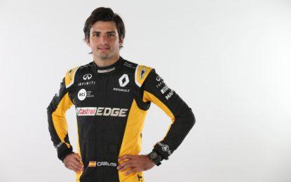 Sainz non molto carino verso la Toro Rosso