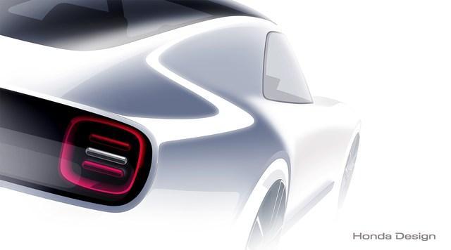 A Tokyo la nuova Honda Sports EV Concept