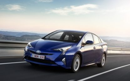 Toyota richiama oltre un milione di ibride