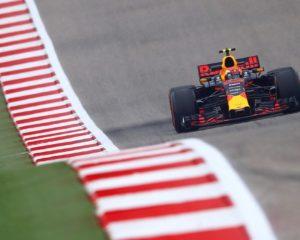 GP USA: 15 posizioni in meno per Verstappen