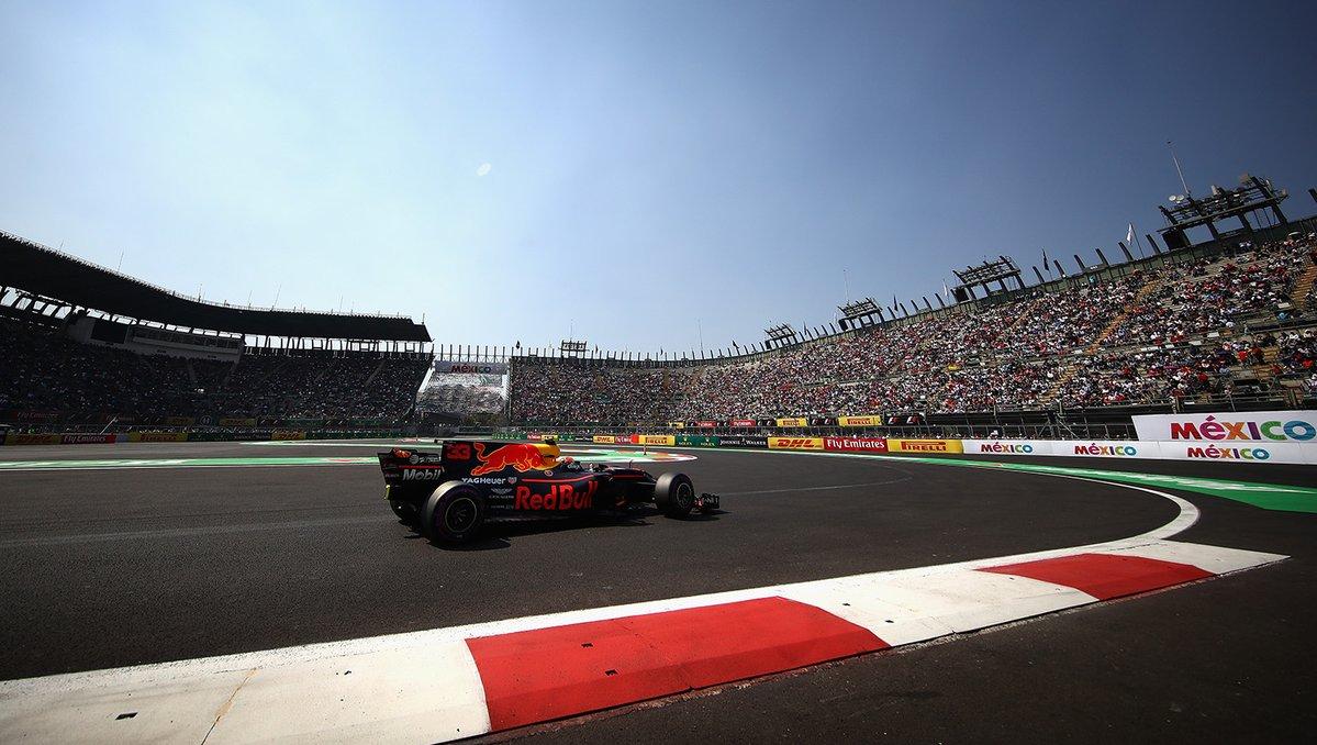 Messico: Verstappen, Hamilton e Vettel nelle FP3