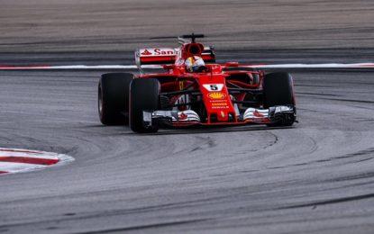 Ferrari: il cambio di Vettel è ancora ok