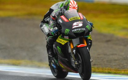 MotoGP: Zarco in pole a Motegi, Valentino Rossi solo 12°