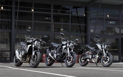 EICMA: Honda CB1000R e le altre