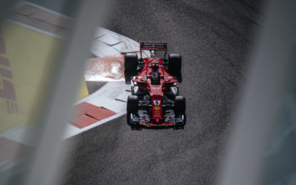 Abu Dhabi: Ferrari davanti nelle prime libere