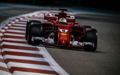 Abu Dhabi: il punto Ferrari sul venerdì