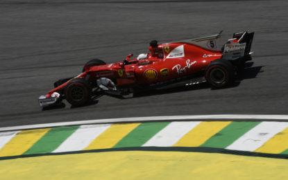 Brasile: il punto Ferrari sulle libere