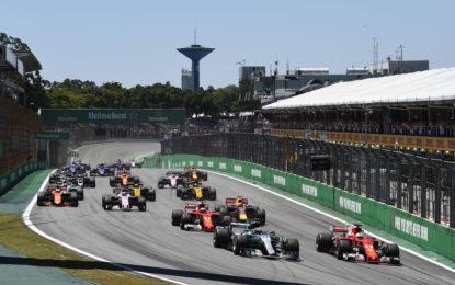 GP Brasile: gli orari del weekend in TV in diretta su Sky e TV8