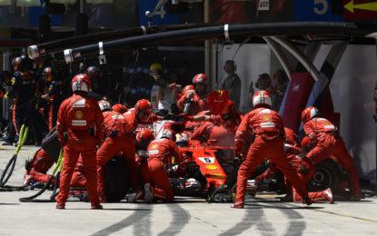 In Brasile la quinta vittoria Ferrari del 2017