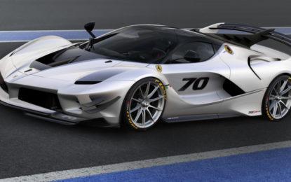 Ferrari FXX-K Evo: nuovo pacchetto