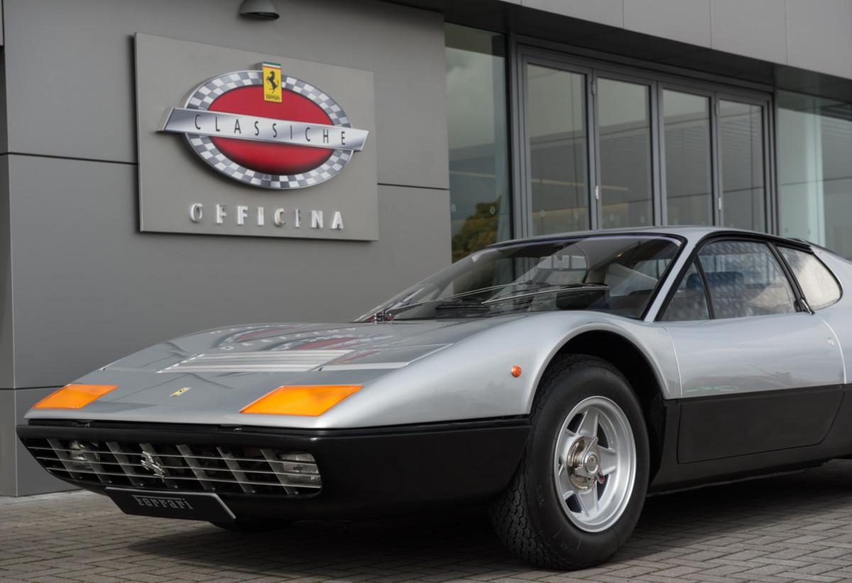 Già 48 le officine autorizzate Ferrari Classiche